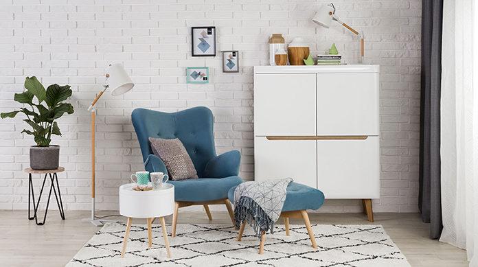 Jak wybrać wygodny fotel do salonu?