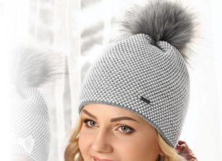 czapki z pomponem