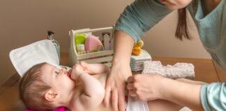 niemowlęcy podkład higieniczny - jaki?