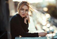 okulary młodzieżowe